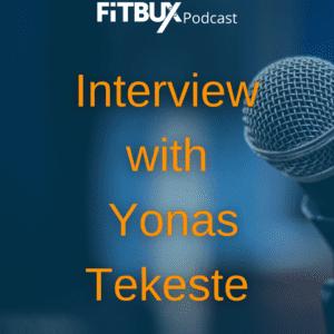 Yonas Tekeste interview Podcast